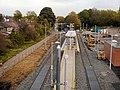 Metrolink Terminus, East Didsbury.jpg