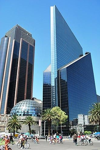 Pacific Alliance - Image: Mexico City Stock Exchange 02