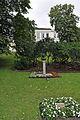 Międzyzdroje, Büste Frederic Chopin im Chopin-Park (2011-07-25) by Klugschnacker in Wikipedia.jpg