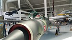 MiG-21 at the Evergreen Aviation & Space Museum 1.jpg