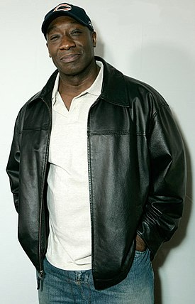 Retrach de Michael Clarke Duncan
