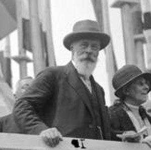 Michael Hainisch - Michael Hainisch, July 1928, Vienna