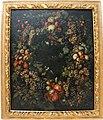 Michelangelo cerquozzi, ghirlanda di frutta e uccelli, 1646 ca., coll. zambeccari.jpg