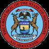 State seal of Michigan