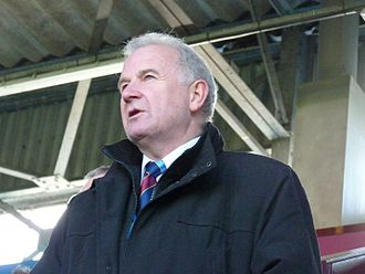 Mick Docherty - Image: Mick Docherty