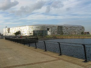 Middlesbrough College - Main Building