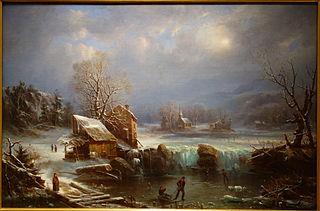 Mid-Winter Moonlight