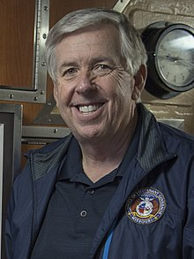Mike parson wikipedia for Bureau 13 wikipedia