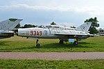 Mikoyan-Gurevich MiG-21UM '9349' (19364585296).jpg