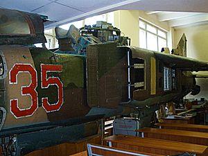Mikoyan-Gurevich MiG-23 at MATI.JPG
