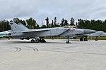 Mikoyan-Gurevich MiG-31 '19 red' (26373117609).jpg
