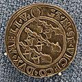 Milano, grosso da 5 soldi di galeazzo maria sforza, 1466-68, 01.JPG