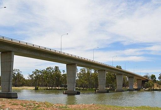 Mildura George Chaffey Bridge 002
