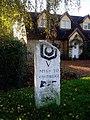 Milestone on London Road - geograph.org.uk - 80404.jpg