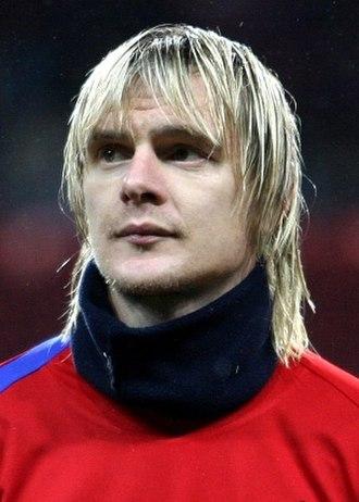 FK Vojvodina - Miloš Krasić, former youth player of Vojvodina.