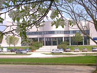 Uludağ University - Image: Mimarlık Fakültesi