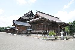 総社 (津山市) - Wikipedia
