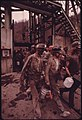 Miners Who Have Just Returned to the Surface of Virginia-Pocahontas Coal Company Mine -4 near Richlands, Virginia 04-1974 (3906410115).jpg