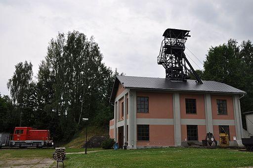 Mining Museum Krásno-venkovní expozice02