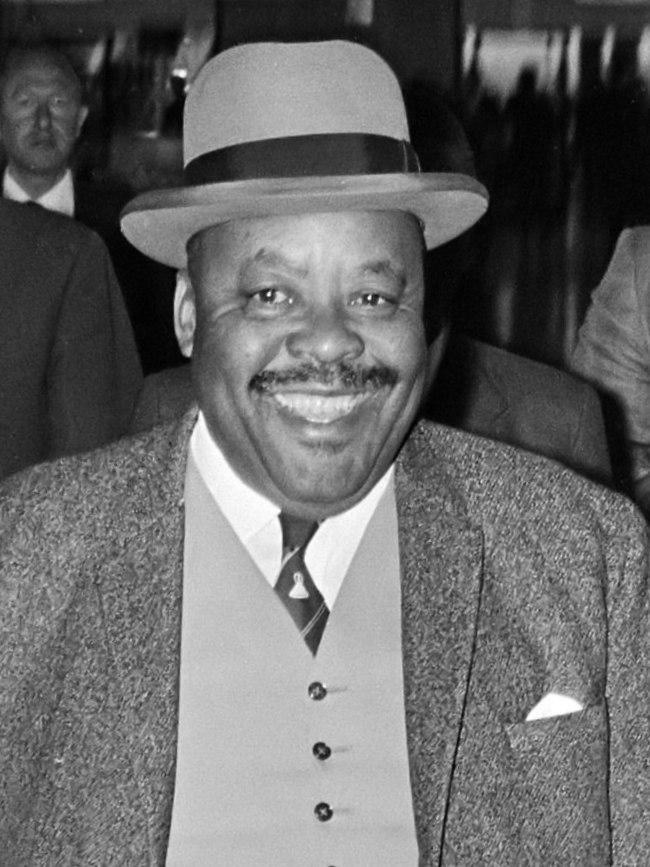 Minister-president Jonathan van Lesotho (1970)