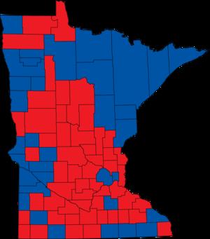United States Senate election in Minnesota, 2002 - Image: Minnesota Senate 2002