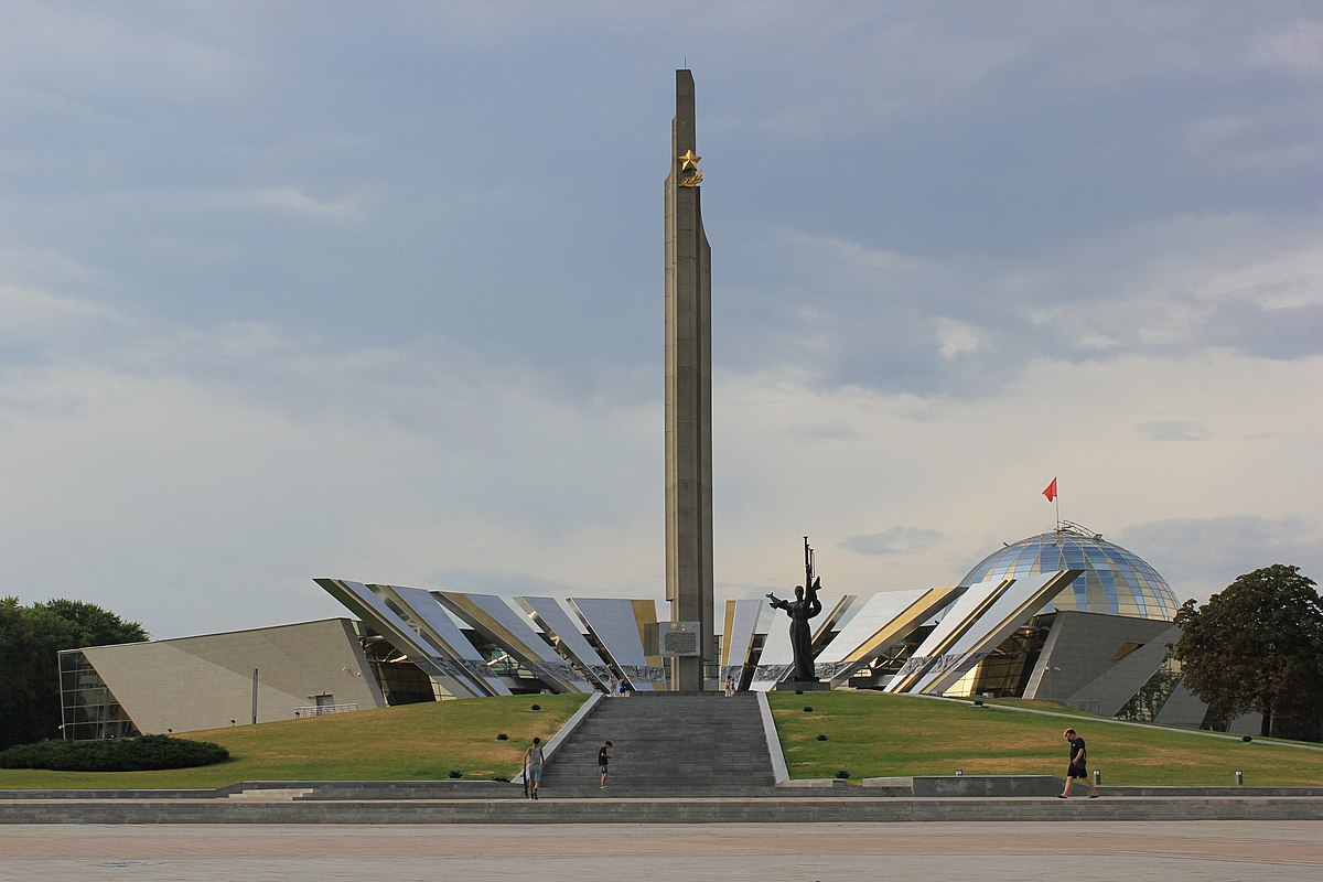 New Museum of the Great Patriotic War in Minsk