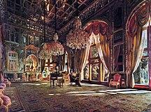 Iran-Art-Mirror Hall