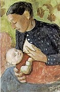 Modersohn-Becker, Stillende Mutter.jpg