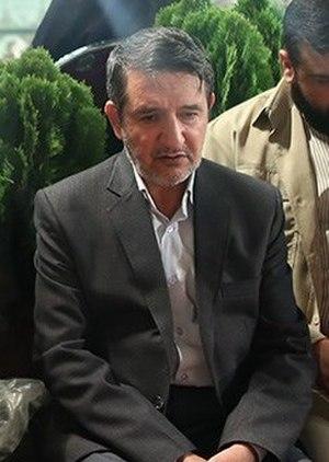 Mojtaba Samareh Hashemi - Image: Mojtaba Samareh Hashemi