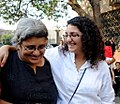 Mona Seif and her mother Laila Soueif.jpg