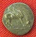Monetiere di fi, moneta romana repubblicana con pegaso 02.JPG