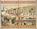 Monkey - The Barnum & Bailey greatest show on earth - The world's grandest, largest, best, amusement institution.jpg