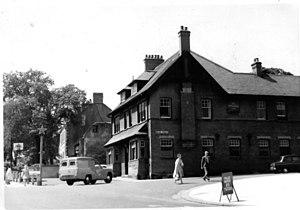 Monkseaton - A photo of the Monkseaton Arms, a pub in Monkseaton, taken in 1970.