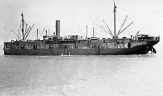 SS <i>Montanan</i> Cargo ship built in 1912 for the American-Hawaiian Steamship Company