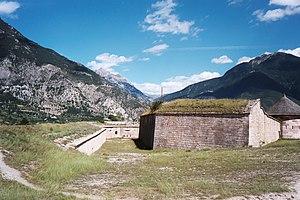 Mont-Dauphin - Fort