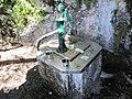 Montenegro - holy water near Ostrog monastery.JPG