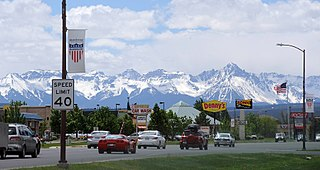 Montrose, Colorado Home Rule Municipality in Colorado, United States