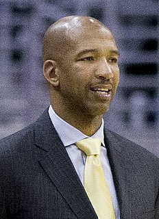 Monty Williams American basketball player and coach