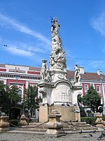 Monument Piata Libertatii Timisoara