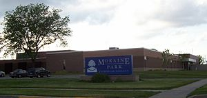 Beaver Dam, Wisconsin - Moraine Park Technical College campus in Beaver Dam