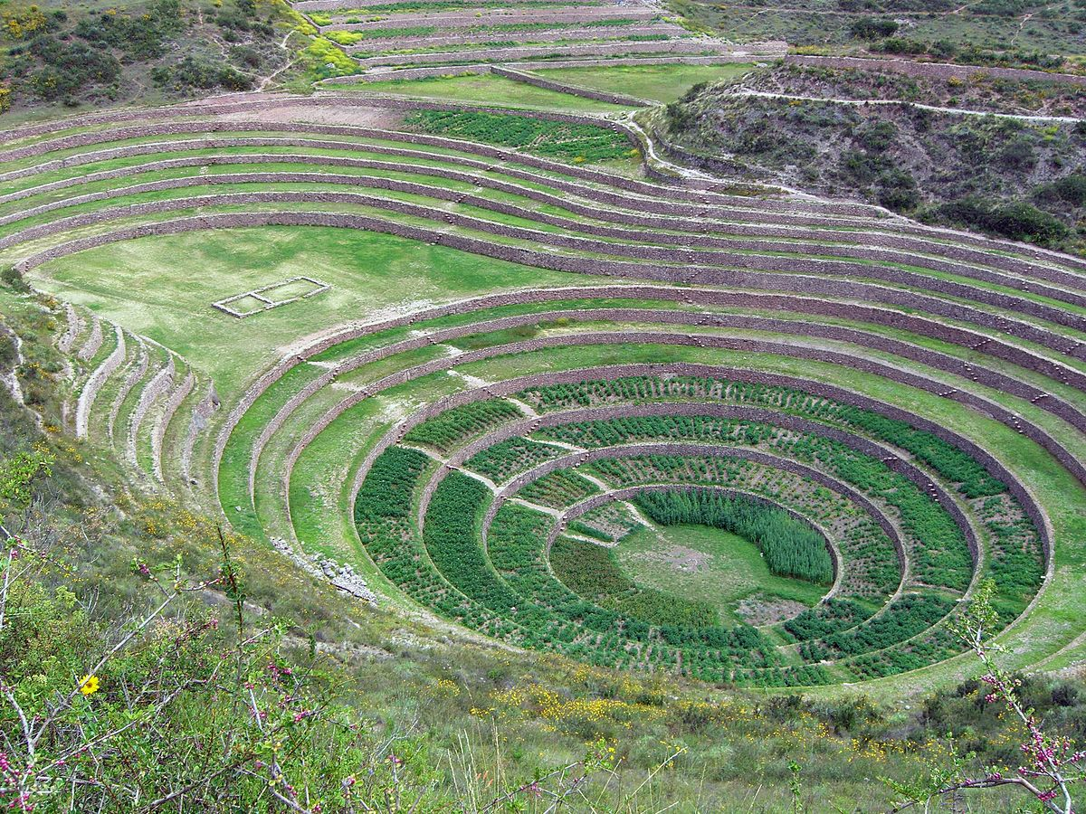 Moray Inca Ruin Wikipedia