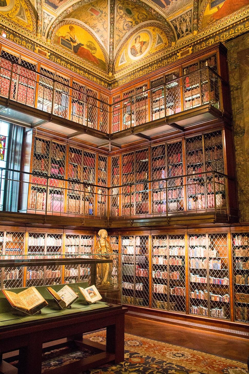 Morgan Library & Museum, New York 2017 18