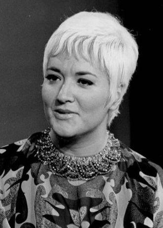 Morgana King - King in 1968