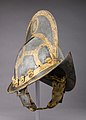 Morion for the Bodyguard of the Prince-Elector of Saxony MET 04.3.225 011june2015.jpg