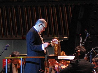 Polar Music Prize - Ennio Morricone – the only film composer to win the award in 2010