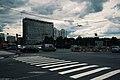 Moscow, Lomonosovsky Prospect and Michurinsky Prospect (20626425803).jpg
