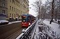 Moscow tram 71-631 4606 line A (11278128524).jpg