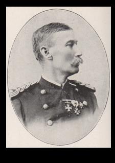 Moses Harris (soldier) U.S. soldier