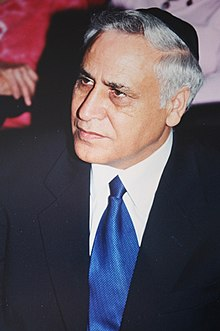 Moŝe Kacav 2, de Amir Gilad.JPG