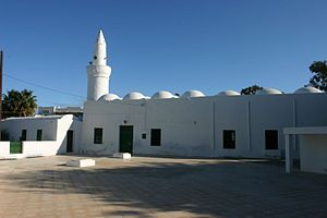 Mosque of the Turks - Mosque of the Turks